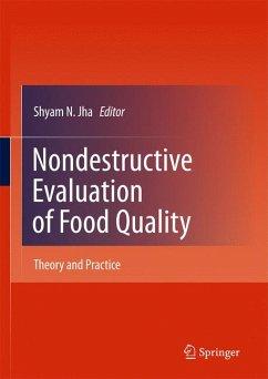 Nondestructive Evaluation of Food Quality (eBook, PDF)