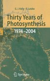 Thirty Years of Photosynthesis (eBook, PDF)