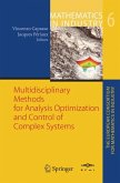Multidisciplinary Methods for Analysis Optimization and Control of Complex Systems (eBook, PDF)
