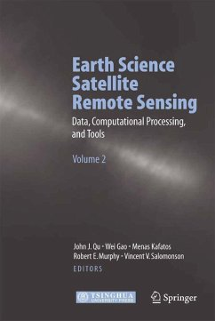 Earth Science Satellite Remote Sensing (eBook, PDF)