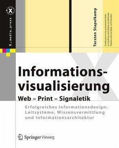 Informationsvisualisierung (eBook, PDF) - Stapelkamp, Torsten