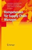 Kompetenzen für Supply Chain Manager (eBook, PDF)