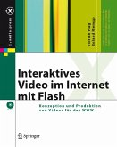 Interaktives Video im Internet mit Flash (eBook, PDF)