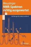 NMR-Spektren richtig ausgewertet (eBook, PDF)