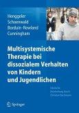 Multisystemische Therapie bei dissozialem Verhalten von Kindern und Jugendlichen (eBook, PDF)