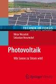Photovoltaik (eBook, PDF)