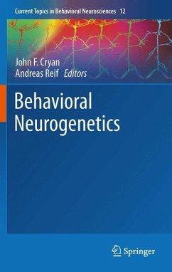 Behavioral Neurogenetics (eBook, PDF)