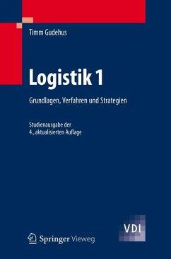 Logistik 1 (eBook, PDF) - Gudehus, Timm