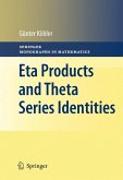 Eta Products and Theta Series Identities (eBook, PDF)