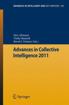 Advances in Collective Intelligence 2011 (eBook, PDF)