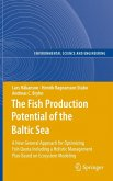 The Fish Production Potential of the Baltic Sea (eBook, PDF)
