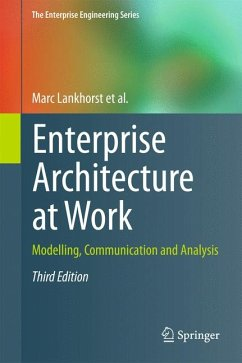 Enterprise Architecture at Work (eBook, PDF) - Lankhorst, Marc