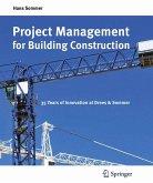 Project Management for Building Construction (eBook, PDF)