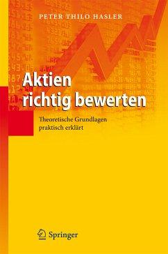 Aktien richtig bewerten (eBook, PDF)