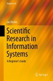 Scientific Research in Information Systems (eBook, PDF)