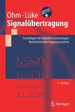 Signalübertragung (eBook, PDF) - Ohm, Jens; Lüke, Hans Dieter