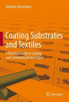 Coating Substrates and Textiles (eBook, PDF) - Giessmann, Andreas
