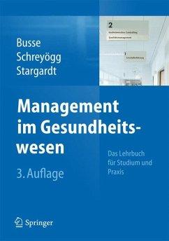 Management im Gesundheitswesen (eBook, PDF)