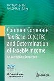 Common Corporate Tax Base (CC(C)TB) and Determination of Taxable Income (eBook, PDF)
