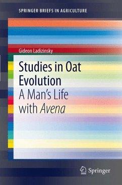 Studies in Oat Evolution (eBook, PDF) - Ladizinsky, Gideon