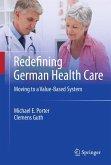 Redefining German Health Care (eBook, PDF)