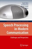 Speech Processing in Modern Communication (eBook, PDF)