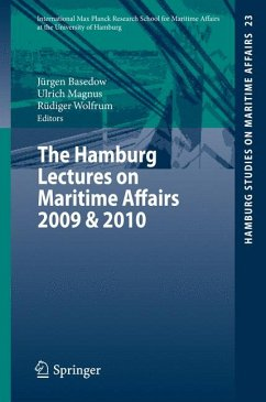 The Hamburg Lectures on Maritime Affairs 2009 & 2010 (eBook, PDF)
