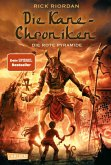 Die rote Pyramide / Kane-Chroniken Bd.1 (eBook, ePUB)