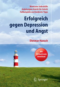Erfolgreich gegen Depression und Angst (eBook, PDF) - Hansch, Dietmar