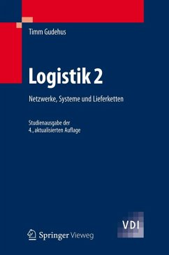 Logistik 2 (eBook, PDF) - Gudehus, Timm