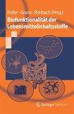 Biofunktionalität der Lebensmittelinhaltsstoffe (eBook, PDF)