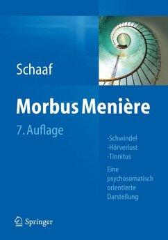 Morbus Menière (eBook, PDF) - Schaaf, Helmut