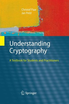 Understanding Cryptography (eBook, PDF) - Paar, Christof; Pelzl, Jan