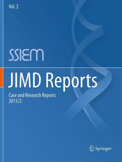 JIMD Reports 02 Case and Research Reports, 2011/2 (eBook, PDF)