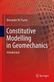 Constitutive Modelling in Geomechanics (eBook, PDF)