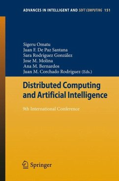 Distributed Computing and Artificial Intelligence (eBook, PDF)