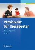 Praxisrecht für Therapeuten (eBook, PDF)