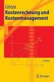 Kostenrechnung und Kostenmanagement (eBook, PDF)
