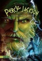 Diebe im Olymp / Percy Jackson Bd.1 (eBook, ePUB) - Riordan, Rick