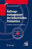 Auftragsmanagement der industriellen Produktion (eBook, PDF)