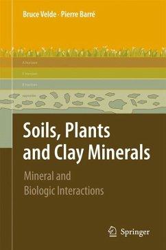 Soils, Plants and Clay Minerals (eBook, PDF) - Velde, Pierre; Barré, Pierre
