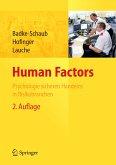 Human Factors (eBook, PDF)