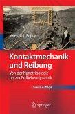 Kontaktmechanik und Reibung (eBook, PDF)