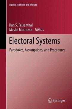 Electoral Systems (eBook, PDF)