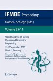 World Congress on Medical Physics and Biomedical Engineering, September 7 - 12, 2009, Munich, Germany (eBook, PDF)