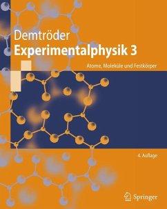 Experimentalphysik 3 (eBook, PDF) - Demtröder, Wolfgang
