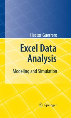 Excel Data Analysis (eBook, PDF) - Guerrero, Hector