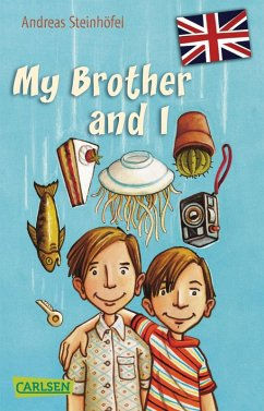My Brother and I (eBook, ePUB) - Steinhöfel, Andreas