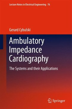 Ambulatory Impedance Cardiography (eBook, PDF) - Cybulski, Gerard