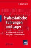 Hydrostatische Führungen und Lager (eBook, PDF)